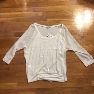 Tops - Express Sequins Shirt